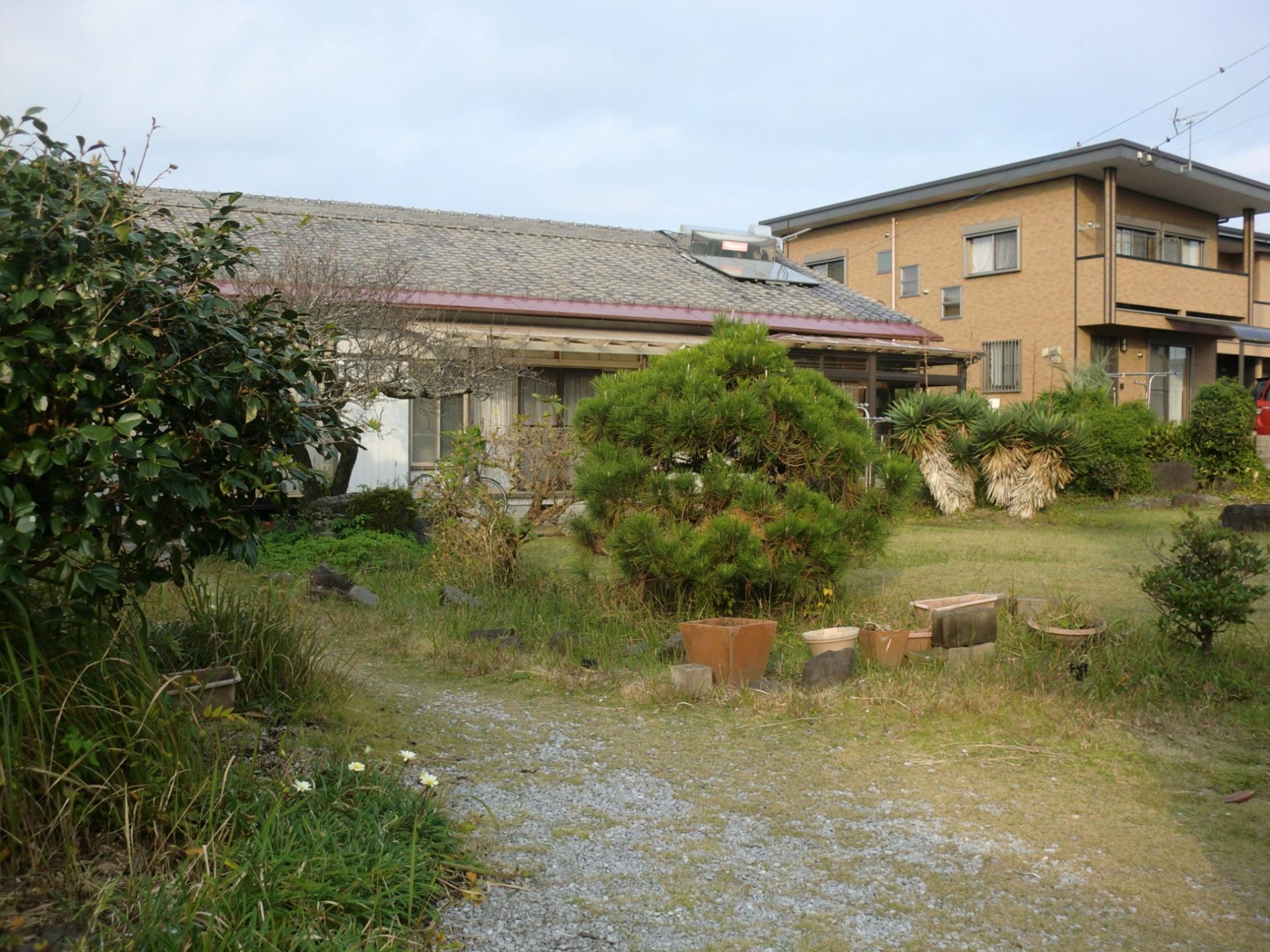 島之内 平家 4DK 閑静な住宅地 敷地広々写真
